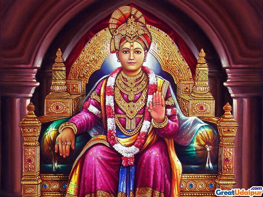 Swaminarayan Bhagwan Live Wallpaper Download At Thikana Rajputana